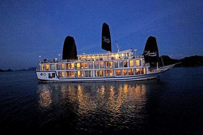 Lan Ha Bay - La Pinta Cruise