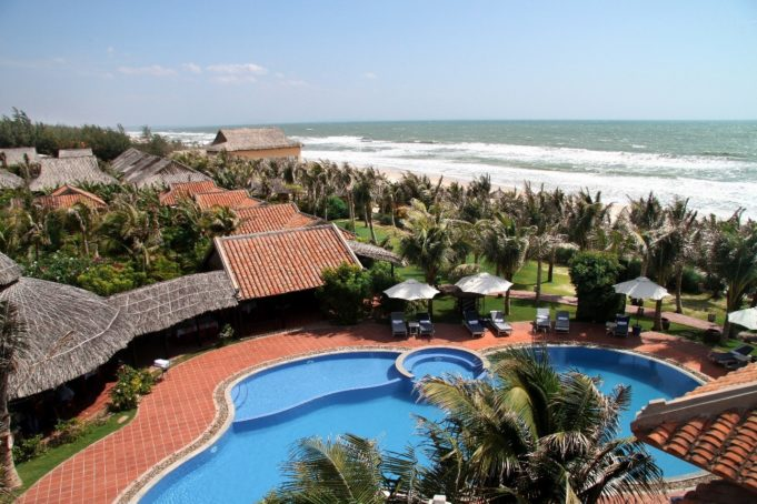ttc resort premium - Ninh Thuan - beach