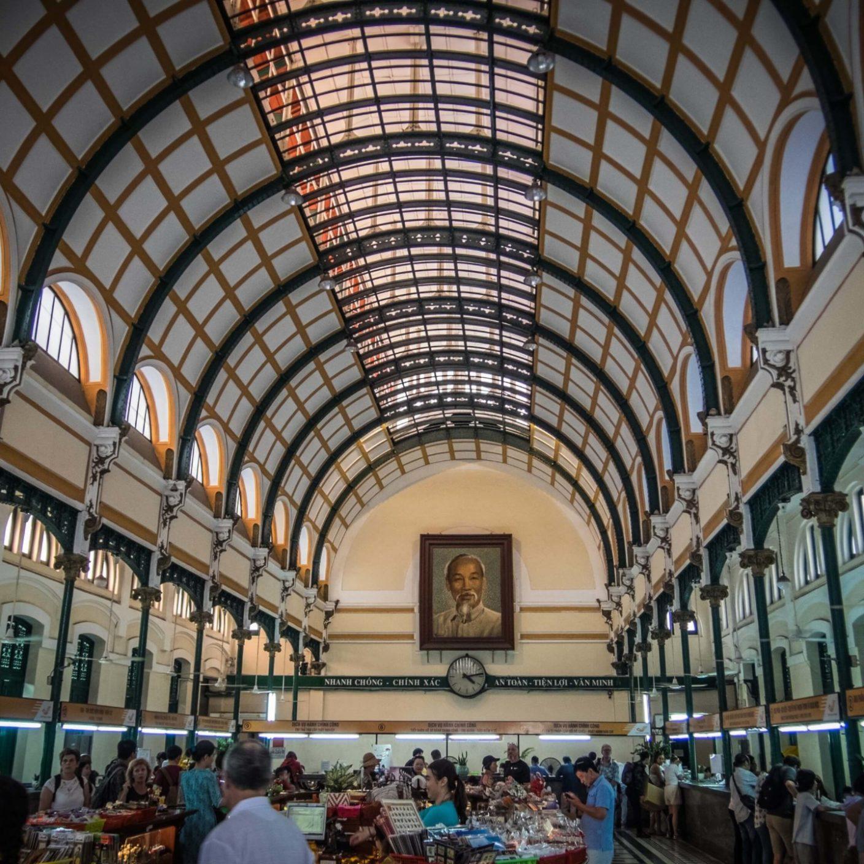 Posthuset - Saigon