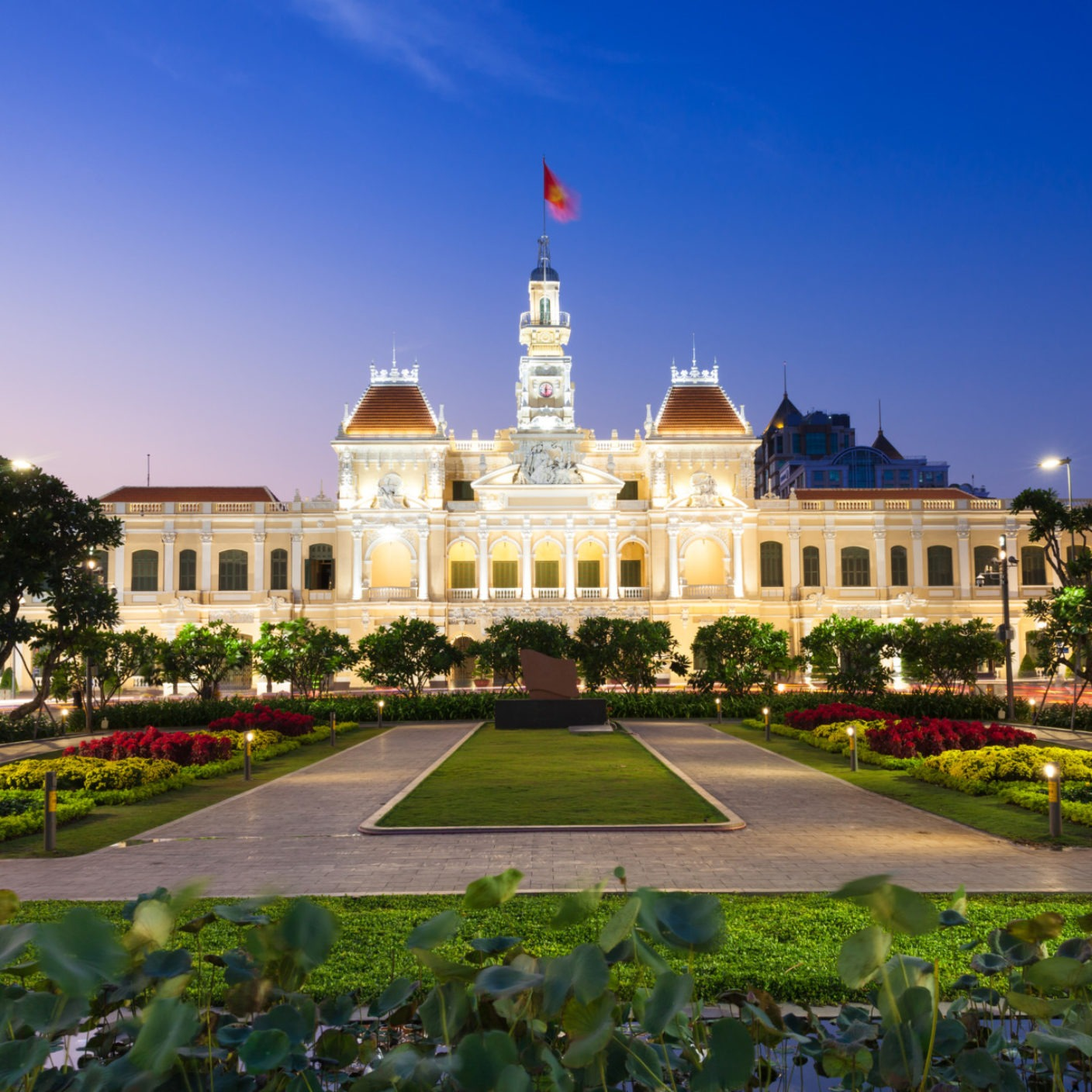 Ho Chi Minh City - City Hall Travel