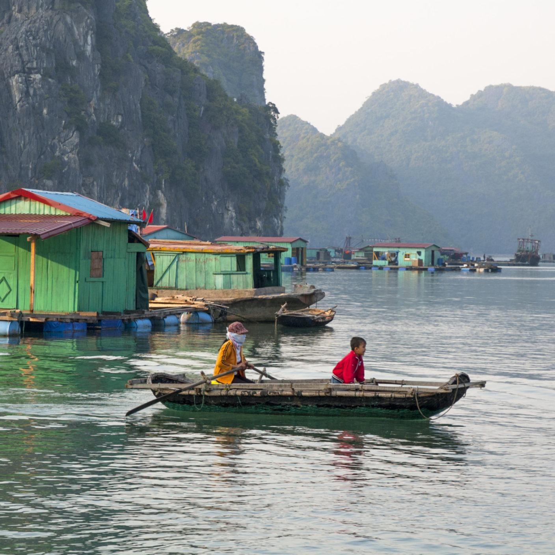 Cat Ba Island and Lan Ha Bay