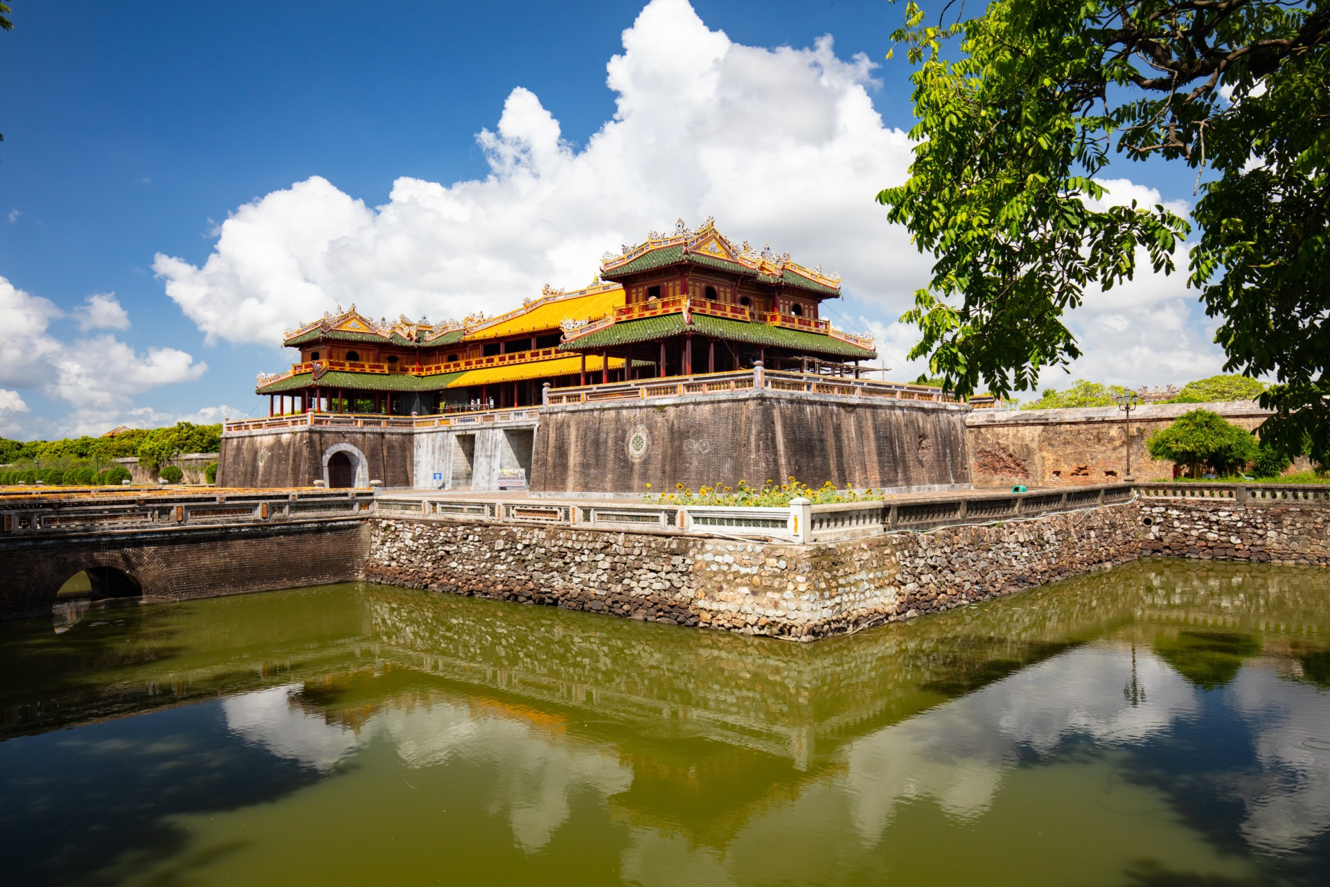 Hue Imperial Citadel Tours