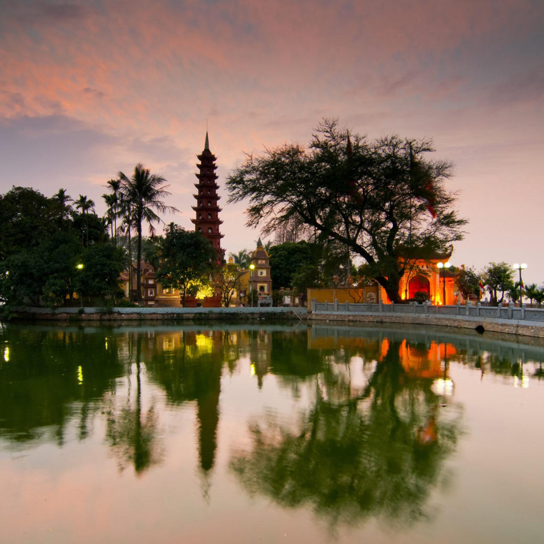 Spiritual Life of Hanoi