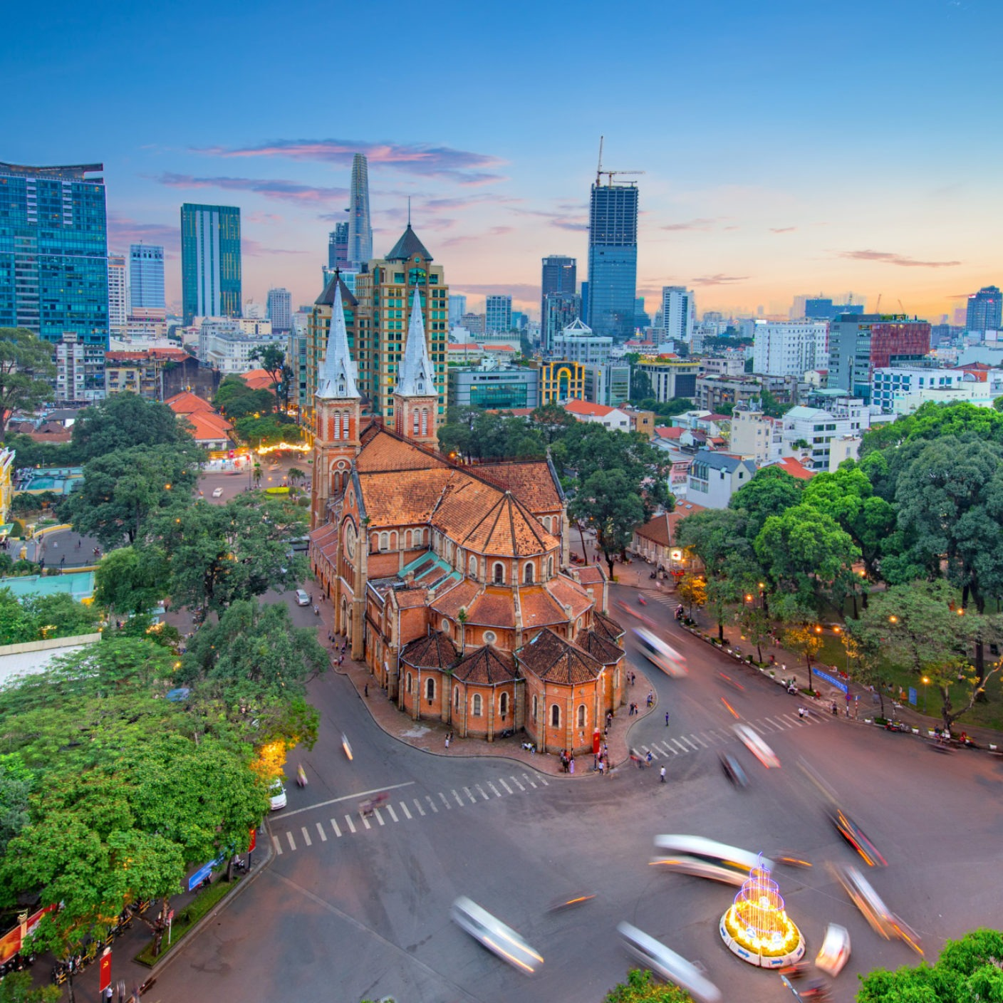Ho Chi Minh City Cathedral Tours
